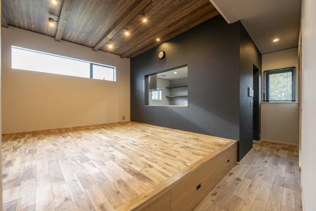 黒の家イメージ1