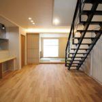 リビング階段のある家サムネイル25
