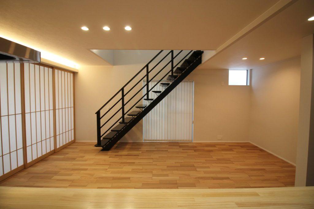 リビング階段のある家イメージ7