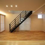 リビング階段のある家サムネイル22
