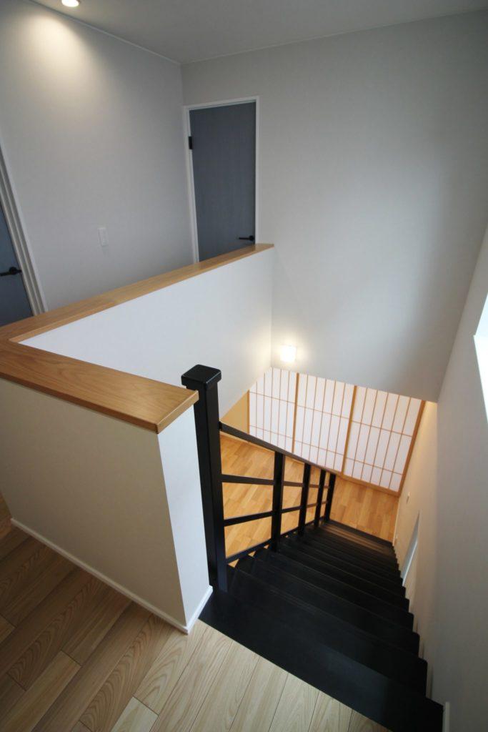 リビング階段のある家イメージ4