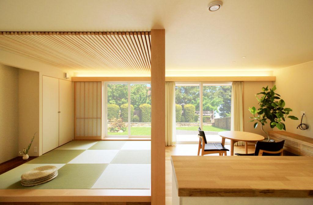 素材と質感にこだわった たたずまいの美しい家イメージ0