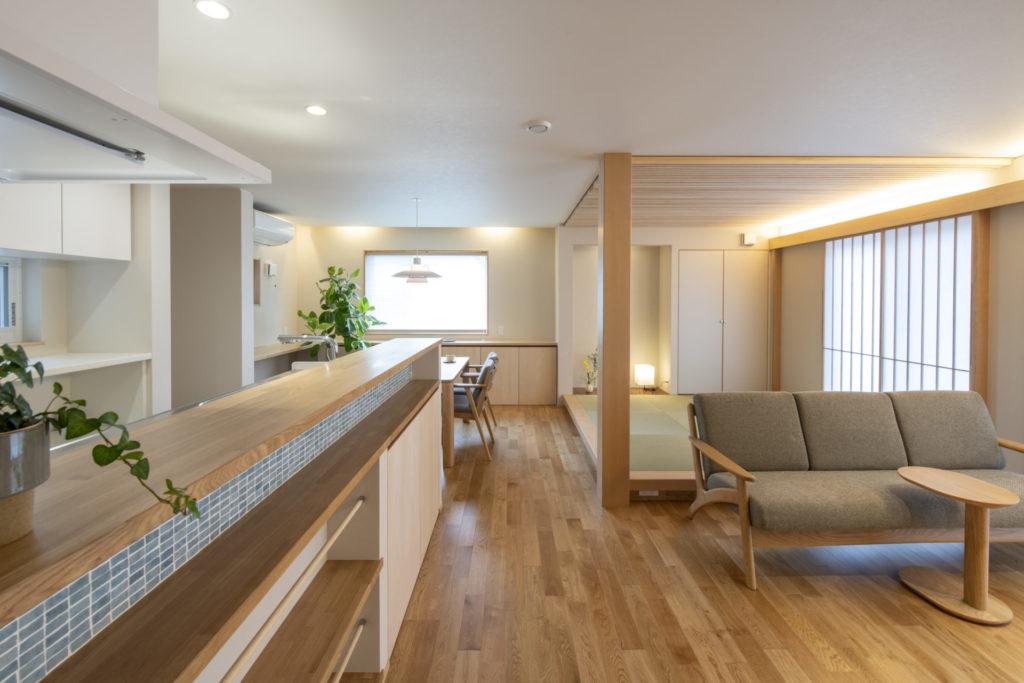 素材と質感にこだわった たたずまいの美しい家イメージ11