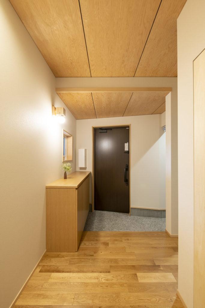 素材と質感にこだわった たたずまいの美しい家イメージ10