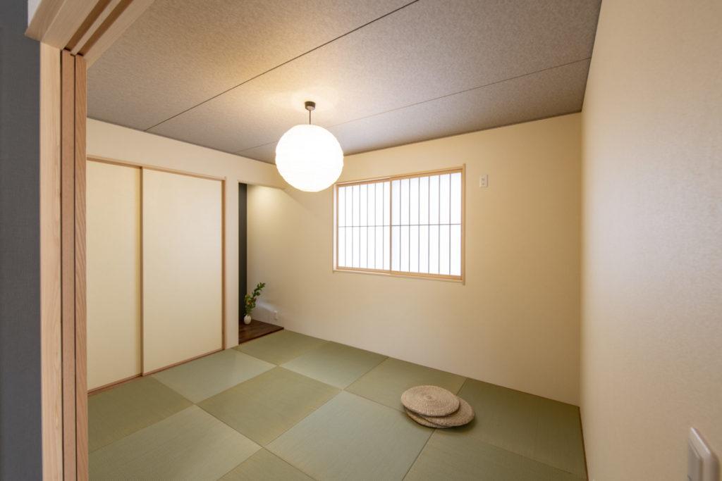 プライベートガーデンと繋がる家イメージ3