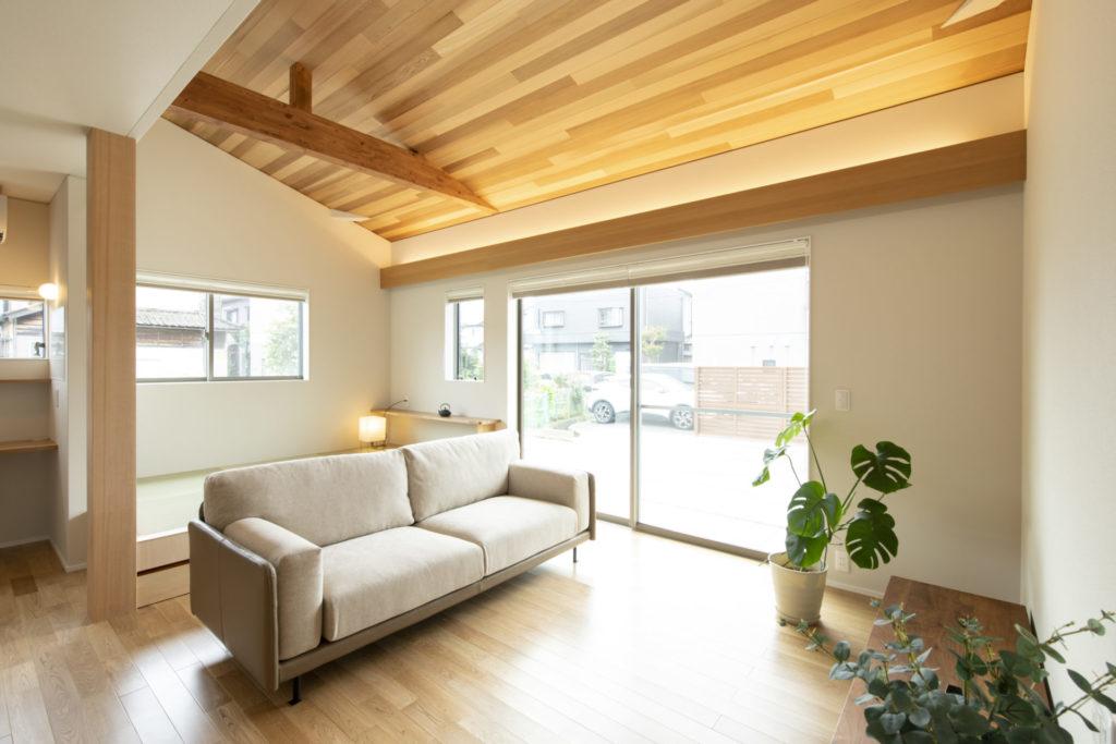 勾配天井のある家イメージ4