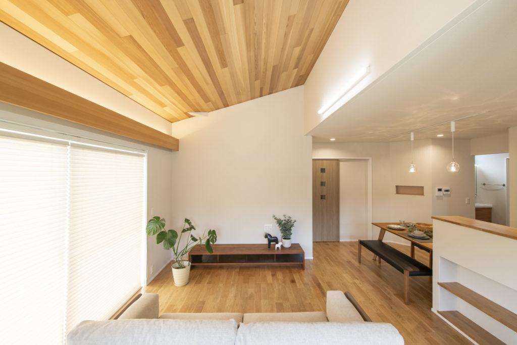 勾配天井のある家イメージ5