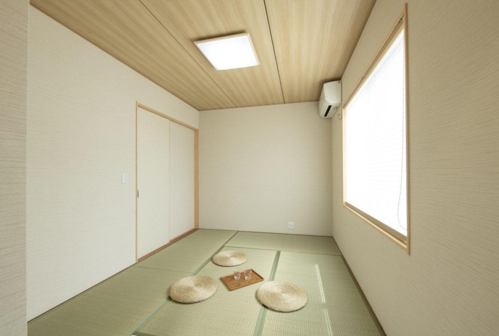 勾配天井のある家イメージ7