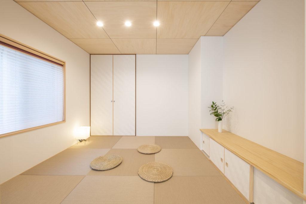 高天井が心地よい家イメージ2