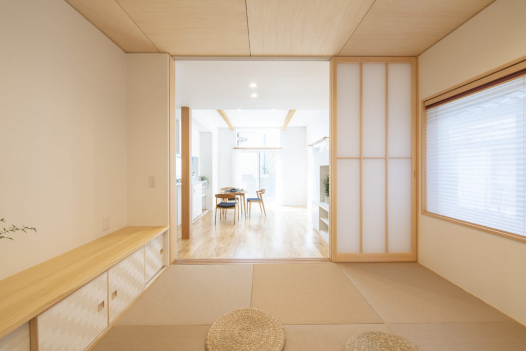 高天井が心地よい家イメージ6