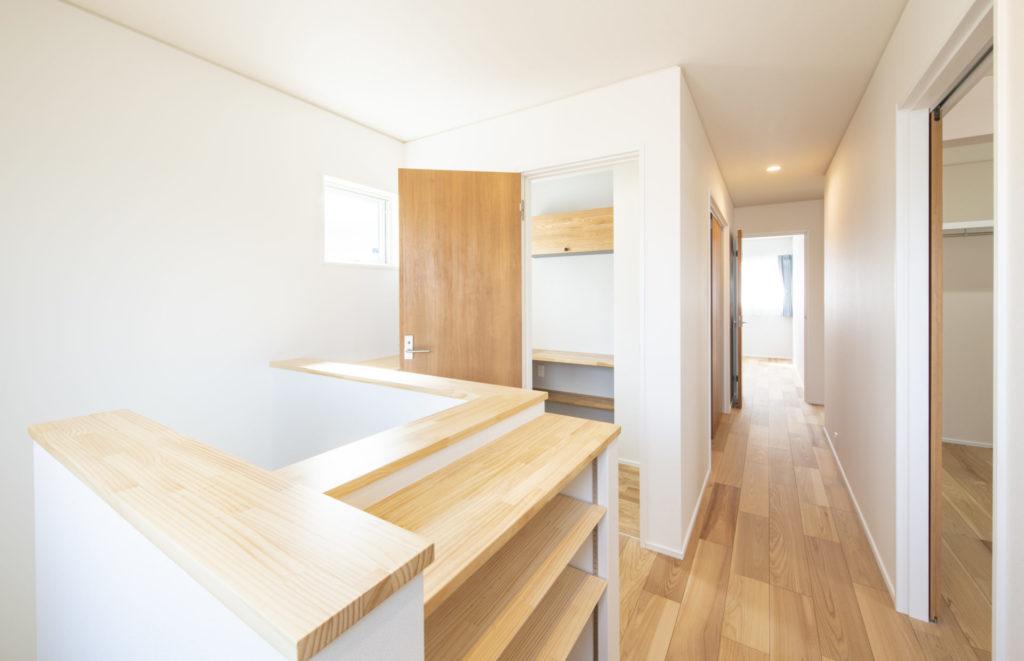 高天井が心地よい家イメージ4